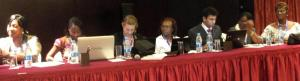 Panelists in IIFET Gender and Value Chains Session