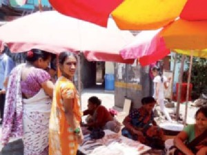 Mumbai women fish vendors. Source: ICSF